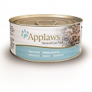 Applaws Cat Can Food Tuna Fillet -70 gm (24 cans)
