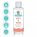 Papa Pawsome Soft & Shine Detangling Fur Serum for Dog - 50 ml