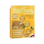 Little Big Paw Traditional Turkey & Vegetable Dinner Dog Food- 150 gm (Pack of 7)