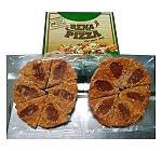 Rena Dog Pizza - 12 Large Slices