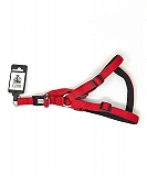 Ezra Double Thick 25 mm Dog Harness - Red