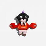 Zeedog Seapork Dog Toy- Medium