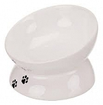 Trixie Cat Cermaic Bowl Raised - 250 ml