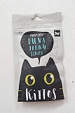 Kittos Tuna Jerky Strips Cat Treat - 35 gm