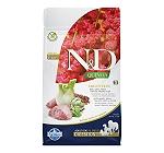 Farmina N&D Dry Dog Food Grain Free Quinoa Digestion Lamb Adult - 800 gm (Pack Of 10)