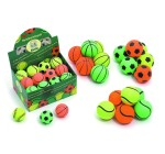 Sponge Rubber Neon Ball Assorted Karlie