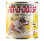 Pet-O-Boost Dog Energy Supplement 500 gram