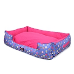 Mutt Of Course Lounger Bed For Dogs - Donnut Disturb - Small