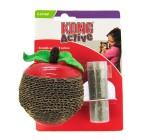 KONG Scratch Apple Cat Toy