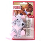 KONG Rat Catnip Cat Toy