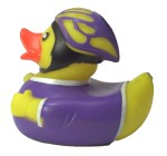 Karlie Vinyl Duck- Racer Dog Toy 3.5 Inch