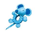 KONG Braidz Round Mouse Cat Toy
