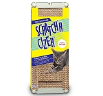Mr. Spats Scrath'r Cizer Cat Scratcher
