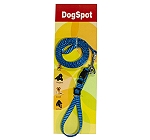 DogSpot Nylon Leash And Collar Set Small - Blue