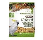 ZuPreem Natural For Large Parrot - 1.36 Kg