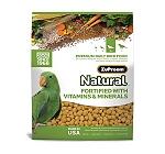 ZuPreem Natural For Medium & Large Parrot - 1.36 Kg