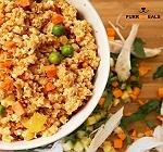 FurrMeals Herbed Chicken & Rice Home cooked Adult Dog Food - 1 kg