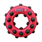 Kong Dotz Cirle Dog Toy - Large