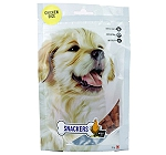 Snackers Chicken Dice Dog Treat - 70 gm