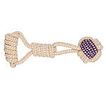 Trixie Rope Ball with Handle