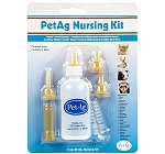 PetAg Nursing Kit Carded - 60 ml