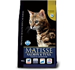 Matisse Neutered Adult Cat Food Salmon & Tuna - 400 gm (Pack Of 12)