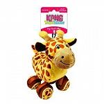 Kong Tennishoes Giraffe Plush Toy - Large