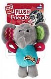 GiGwi Elephant Plush Friendz With squaeaker