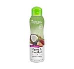 Tropiclean Deep Cleaning Berry & Coconut Shampoo - 355 ml