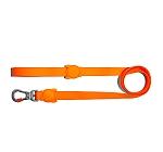 Zeedog Neopro Tangerine Dog Leash- Large