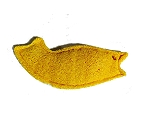 CatSpot Loofah Fish Cat Toy