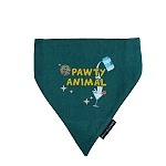 Mutt Of Course Pawty Animal Bandana - Large