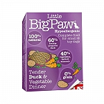 Little Big Paw Tender Duck & Vegetable Dinner Dog Food- 150 gm (Pack of 7)
