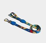 Zeedog Bart Simpson Dog Leash- Small