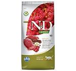 Farmina N&D Dry Cat Food Grain Free Quinoa Urinary Duck Adult - 5 Kg