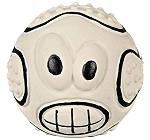 Trixie Sport Ball with Motifs Latex Toy - 7 cm