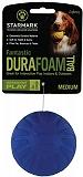 Starmark Fantastic Durafoam Ball Blue - Medium