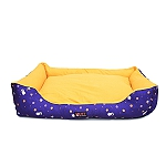 Mutt Of Course Lounger Bed For Dogs - Elon Mutts - Large