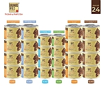 Brunos Wild Essentials Grain Free Wet Cat Food Assorted - 24 Cans