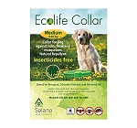 Ecolife Dog Tick & flea collar - Medium