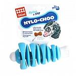 GiGwi Nylo-Choo Nylo+TPR Dog Toy - Blue