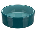 Trixie Ceramic Bowl Turquoise - 800 ml