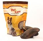 Pet en Care Filled Hooves - 200 gm