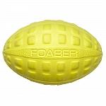 Pet Brand Foaber Kick Rugby Ball FRH Dog Toy - Green