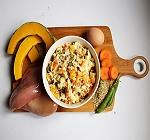 FurrMeals Juicy Chicken Pasta Home cooked Adult Dog Food - 5 kg