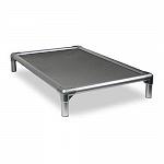 Kuranda All Aluminium Dog Bed Smoke - Medium