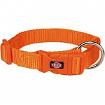 Trixie Premium Collar Papaya - Large & Xlarge