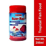 Taiyo Ruby Red Fish Food - 250 ml