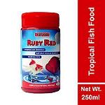 Taiyo Ruby Red Fish Food - 250 ml