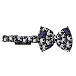 Mutt of Course Tusky Dog Bow Tie- Small